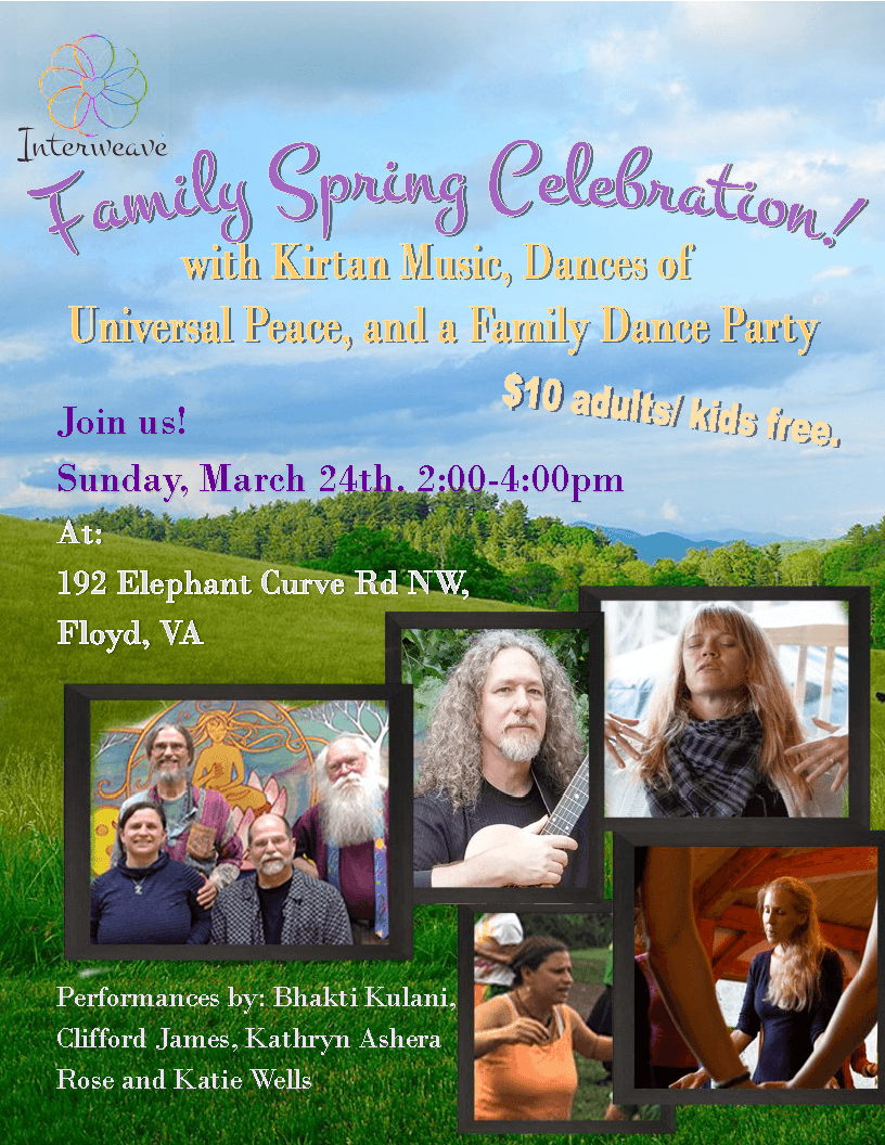 Family Spring Celebration!