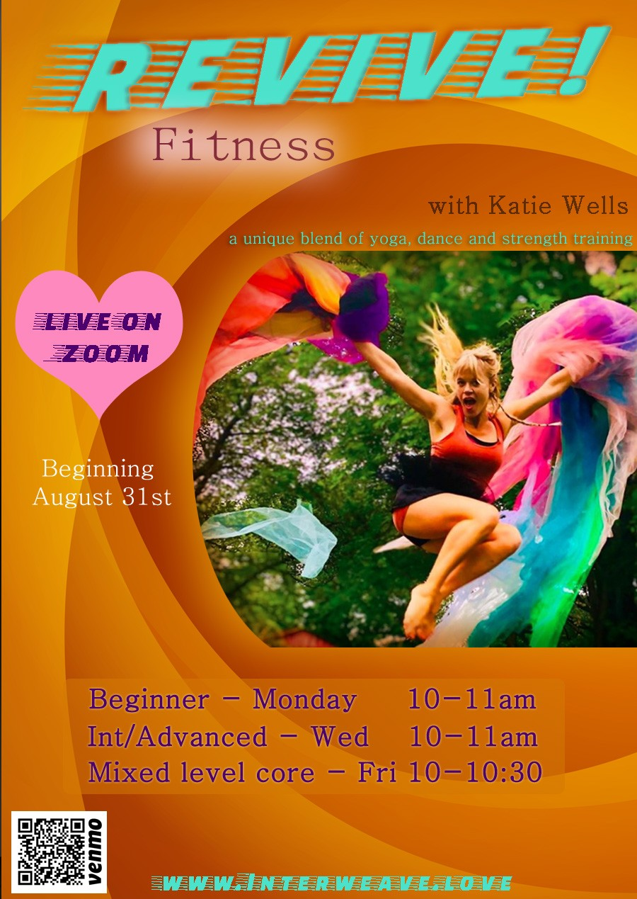 Revive Fitness Flyer Fall 2020