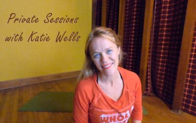 Private session  with Katie Wells